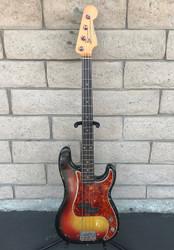 Fender P-Bass Precision Bass - 1963 Sunburst