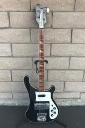 Rickenbacker 4001 Bass Jetglo - 1978