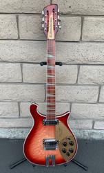 Rickenbacker 660-12 Tom Petty Signature 12 String Guitar - 1997 - Fireglo