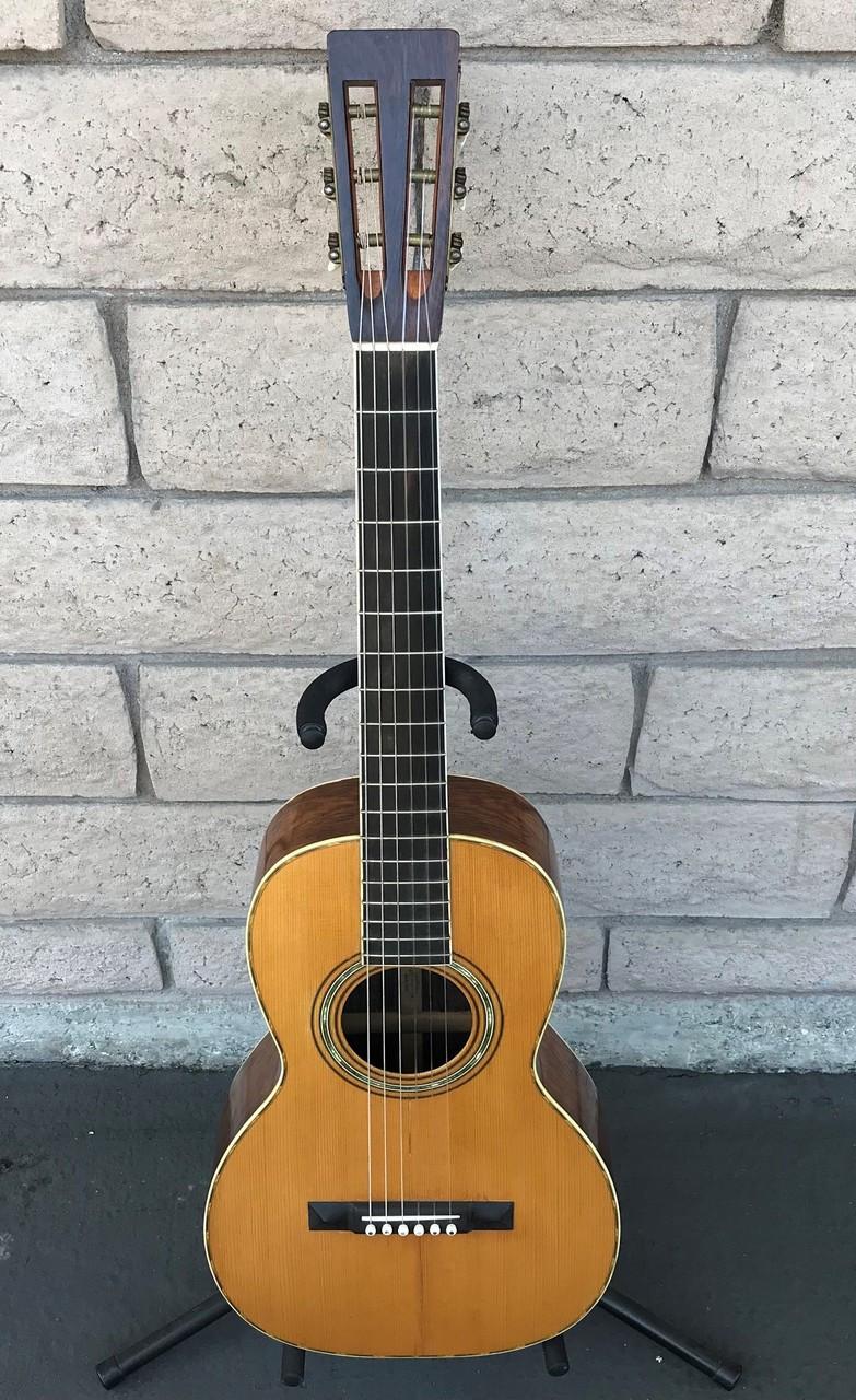 Martin 2-27 Parlor Acoustic Guitar - 1890 - w/ Original Coffin Case