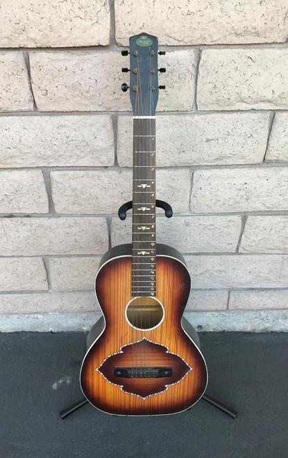 Regal Hawaiian Square Neck Lap Steel Acoustic - Model 1104 - Late 1930's