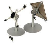 Mantis Desk Stand with NEW Lockable Quick Release Holder (comes with 2 keys)