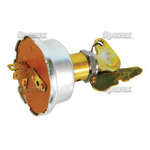 Ignition Switch for US Massey-Ferguson Diesel Tractors