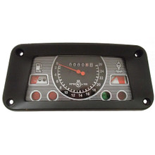 Ford Tractor Instrument Cluster CCW 1975-1979 - front