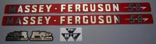 Massey-Ferguson 50 Tractor Basic Decal Set