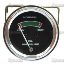 Oil Pressure Gauge for UK Massey-Ferguson Tractors - front