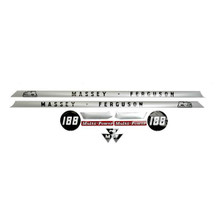 Massey-Ferguson 188 Tractor Decal Kit