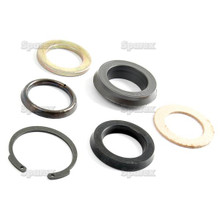 Power Steering Cylinder Repair Kit for Ford '65-75 Tractors with Single Left Hand Mount P/S Cylinder