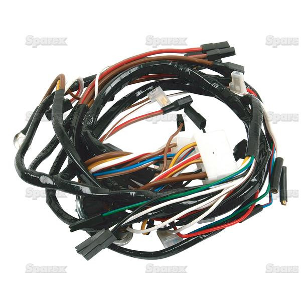 wiring harness for ford '6574 diesel tractor 2000 3000 4000 3400 3500 3550  4400 4500