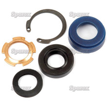 """Power Steering Cylinder Repair Kit for Ford Tractors with Twin 1/2"""" Rod P/S Cylinders"""
