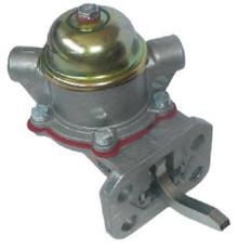 Fuel Lift Pump for Massey-Ferguson Tractors w/ Perkins AD4.212/AD4.236/AD4.248 & 4-Bolt Mount