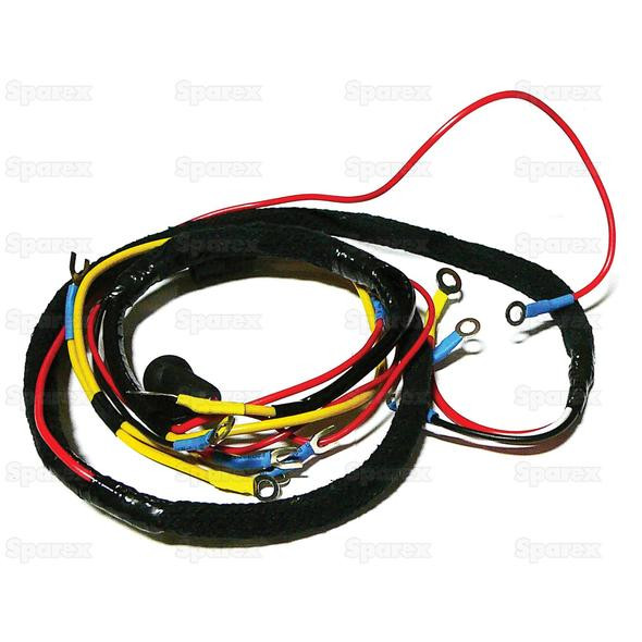Main Wiring Harness for Ford NAA Jubilee Tractors FAF14401B on ford 3430 tractor wiring diagram, mf 240 tractor wiring diagram, ford 1000 tractor wiring diagram, basic tractor wiring diagram, ford 9n wiring-diagram, ford jubilee tractor wiring diagram, 1953 ford tractor wiring diagram, ford 600 tractor wiring diagram, ford 1715 tractor wiring diagram, ford 800 tractor wiring diagram, 1949 ford tractor wiring diagram, ford 1200 tractor wiring diagram, ford 801 tractor wiring diagram, ford 1910 tractor wiring diagram, ford tractor 12v wiring diagram, ford 1210 tractor wiring diagram, ford 3400 tractor wiring diagram, ford tractor 3930 wiring schematics, ford 3610 tractor wiring diagram, ford 1720 tractor wiring diagram,
