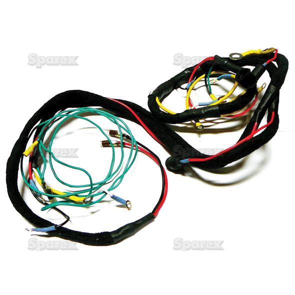 main wiring harness ford 600 700 800 900 tractor fdn14401bford 600 900 series tractor main wiring harness