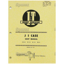 I&T Shop Manual C32 for Case 1270 1370 1570 tractors