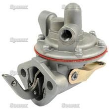 Fuel Lift Pump for Massey-Ferguson Tractors w/ Perkins AD4.203/AD4.318 & 2-Bolt Mount