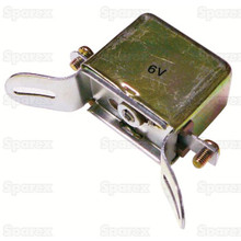 6V Generator Voltage Cut-Out Relay for Case Tractors