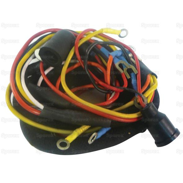 Amazing Main Wiring Harness For Ford 8N Tractor Side Mount 8N14401C Wiring Digital Resources Ommitdefiancerspsorg