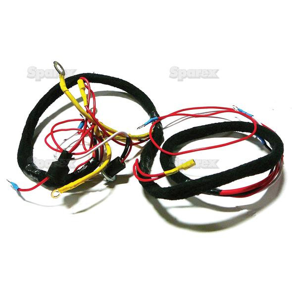 Wiring Harness for Ford Tractor Series 501 601 701 801 901 2000 4000 on 801 ford tractor parts breakdown, ford 3000 parts diagram, ford backhoe wiring diagram, ford tractor electrical diagram, 801 ford tractor oil pump, 801 ford tractor model, 801 ford tractor engine, ford 5000 transmission diagram, ford 801 parts diagram, 801 ford tractor wheels, 801 ford tractor headlight, 801 ford tractor steering diagram, 801 ford tractor specifications, ford 600 tractor parts diagram, ford tractor steering column diagram, 6v to 12v wiring diagram, ford 5000 tractor diagram, 801 ford tractor piston, 801 ford tractor radiator, 801 ford tractor hydraulic system diagram,