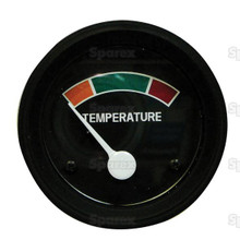 Ford '53-64 Tractor Water Temperature Gauge - Front