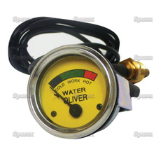 Water Temperature Gauge for Oliver Tractors and Cletrac Crawlers