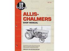 I&T Shop Manual AC-32 for Allis-Chalmers 5020 & 5030 Tractor - Front