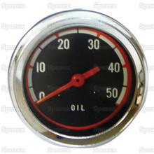 50# Oil Pressure Gauge for Oliver/White Tractors