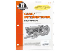 I&T Shop Manual C39 for Case IH 385 485 585 685 885 tractors