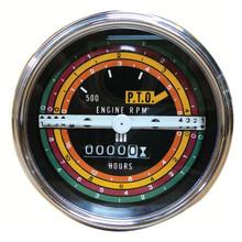 IH International 424 444 2424 2444 Gas Tractormeter