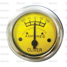 Ammeter for older Oliver tractors