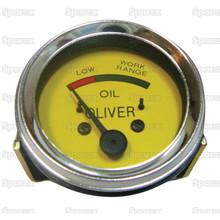 15# Oil Pressure Gauge for Oliver Tractors