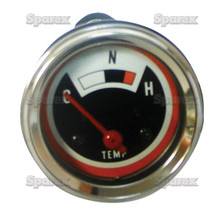 Water Temperature Gauge for Minneapolis-Moline Tractors
