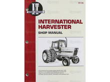 I&T Shop Manual for IH International 5088 5288 5488 Tractor
