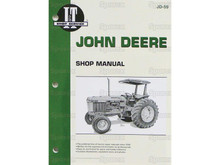 I&T Shop Manual for John  Deere 2750 2755 2855N 2955 tractor