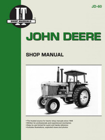 I&T Shop Manual for 4055 4255 4455 4555 4755 4955 tractor