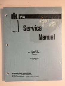 IH International 354 364 2300A OEM Chassis Shop Manual