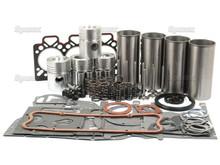 Perkins A4.212 4-Ring Diesel Engine Overhaul Kit w/ Valve Train