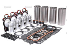 Perkins A4.212 4-Ring Diesel Engine Overhaul Kit