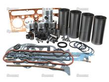 Perkins AD4.203 (early) Diesel Engine Overhaul Kit w/ Valve Train