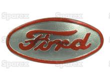 Ford 8N Tractor Hood Emblem