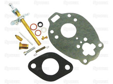 Basic Carb Kit for Marvel-Schebler Carburetor on '53-57 Ford tractor w/ 134 CID engine