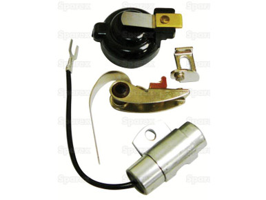 Ignition Kit for International Tractor w/ late style IH Distributor