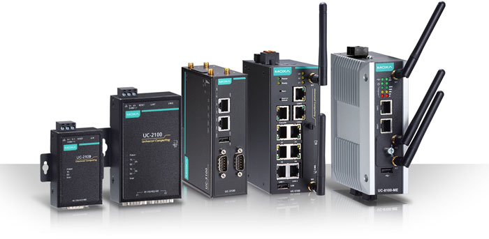 4G LTE-Ready ARM Linux IIoT gateways with CAN Bus Interface