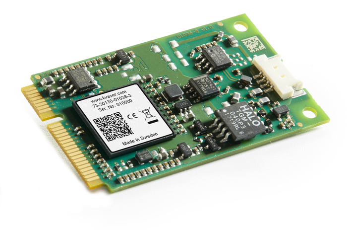 Kvaser Mini PCI Express HS v2