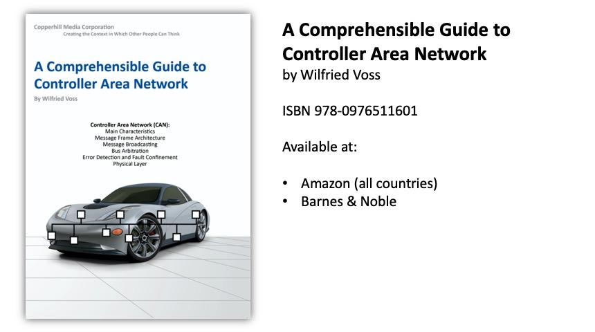 A Comprehensible Guide to Controller Area Network (CAN Bus)