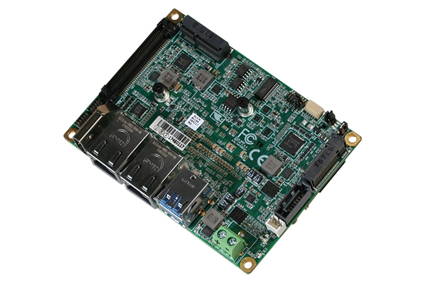 AAEON PICO-KBU4 - Pico-ITX Board with 7th Generation Intel Core i7/i5/i3/Celeron U-Series Processor SoC