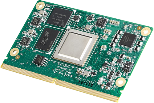 Advantech ROM-2560 NXP i.MX8X Cortex®-A35 SMARC 2.0/2.1 Computer-on-Module