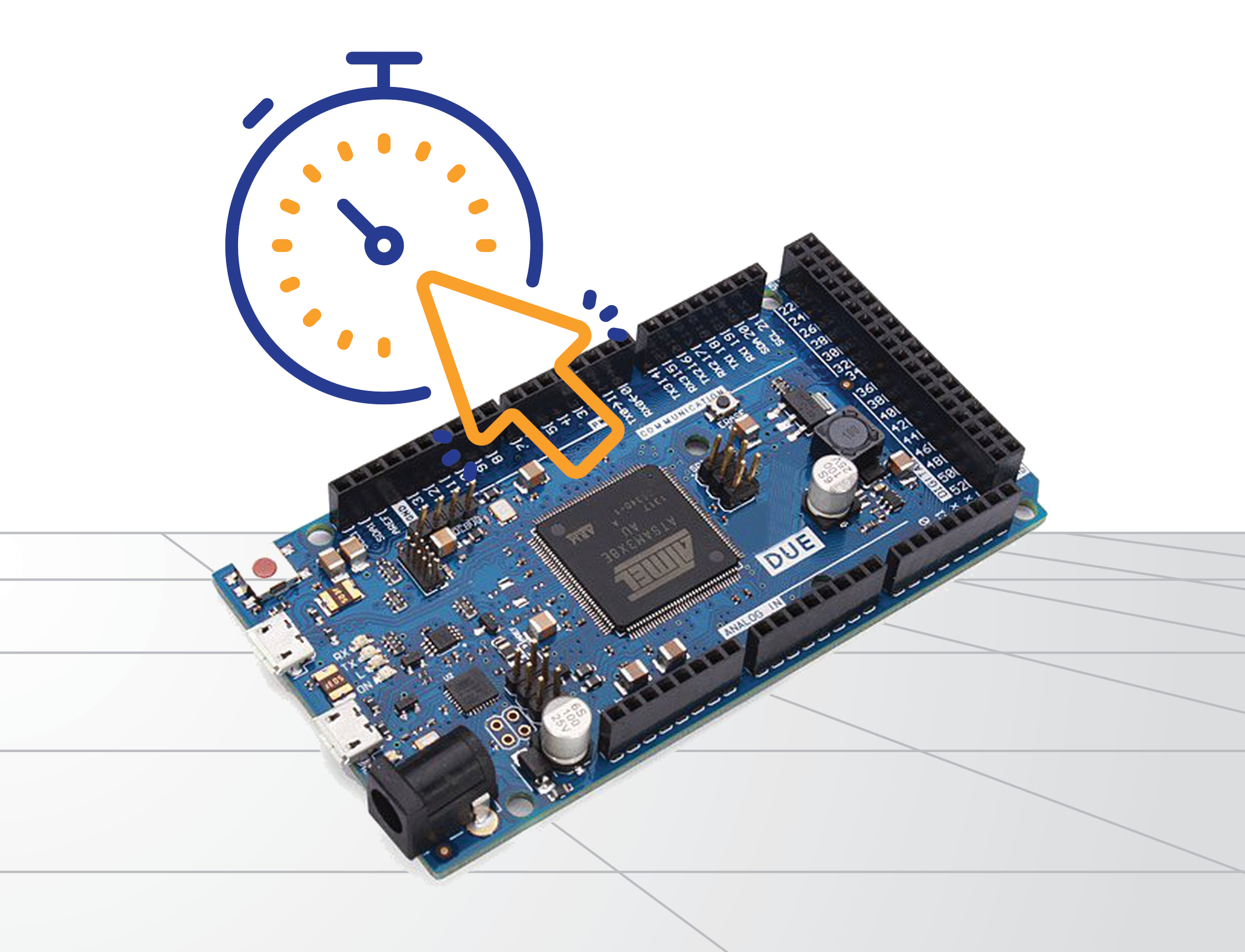 Application Note - Arduino Due Timer Control