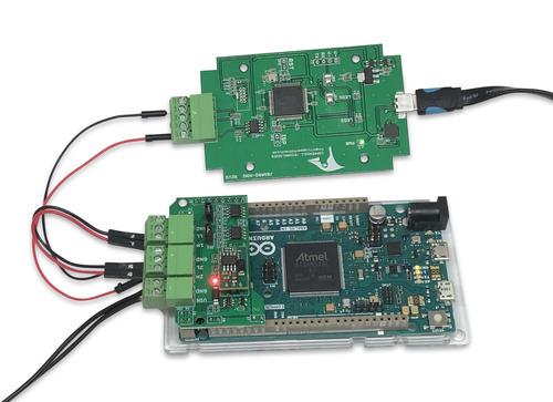 Arduino-Due-Based SAE J1939 Programming Kit - Old Version