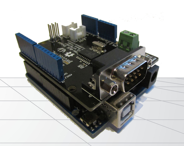 CAN Bus Programming With Arduino Uno, Mega 2560 - Copperhill