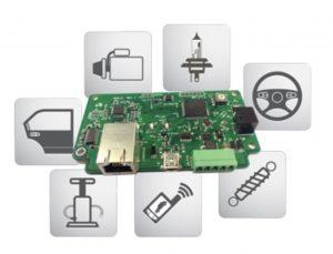 Embedded Automotive Network Development